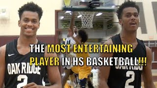Niven Glover is the MOST ENTERTAINING PLAYER IN HS BASKETBALL!! OFFICIAL JUNIOR YEAR MIXTAPE