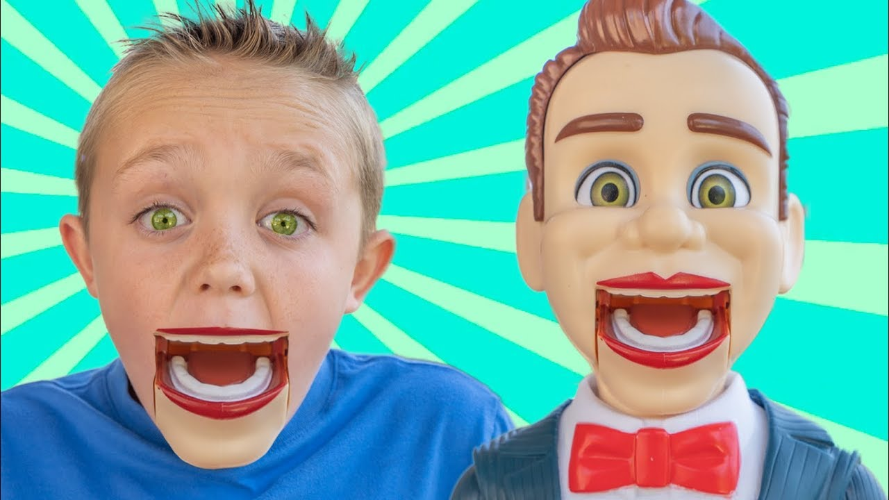 Download Toy Story 4 Benson Dummy Turned ME Into A Dummy!