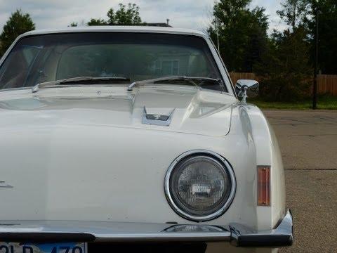 Classics Revealed: The timelessly designed 1963 Studebaker Avanti