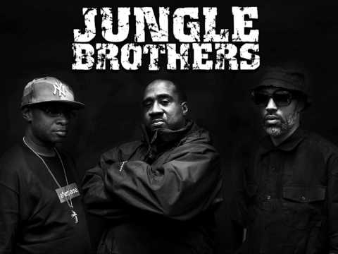 Jungle Brothers - U Make Me Sweat - Remastered