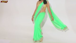 How to Wear Saree On College F…