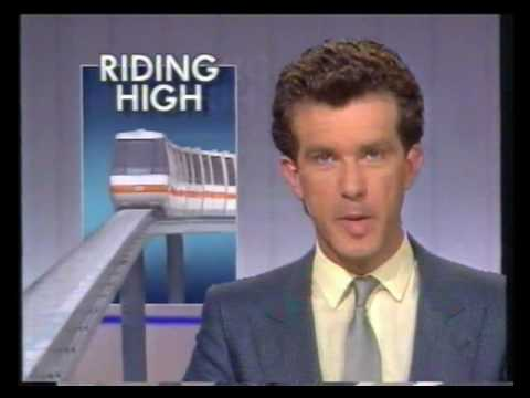 Sydney Monorail opening - ABC