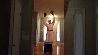 Graduation worship dance