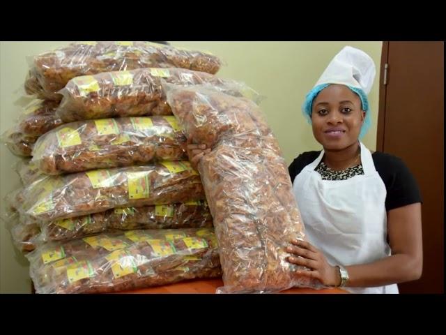 Africa Food Prize 2018 Winner -IITA
