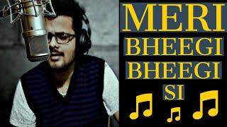Arijit Singh Meri bheegi bheegi si Cover (Kishore Kumar, Anamika)