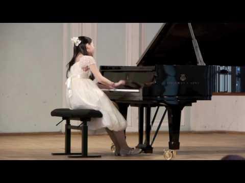Kanon Matsuda : 松田華音 F  Liszt Tarantella