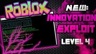 Innovation NEW ROBLOX EXPLOIT! | Auto - Updating | 70+ Commands including morphs and more!