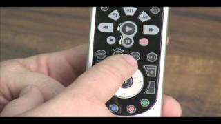 universal electronics titan remote program and function