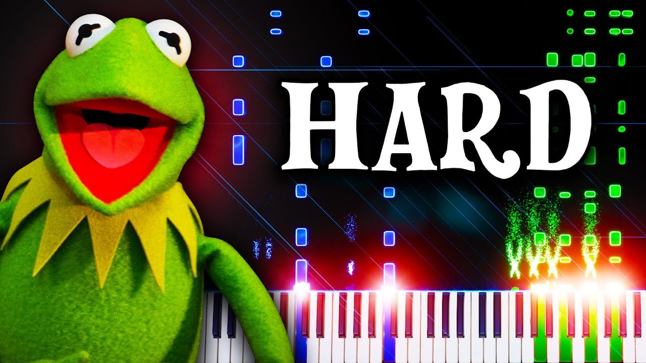 The Muppet Show Theme - Piano Tutorial