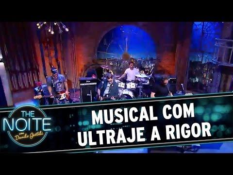 The Noite (05/08/16) - Musical com Ultraje a Rigor