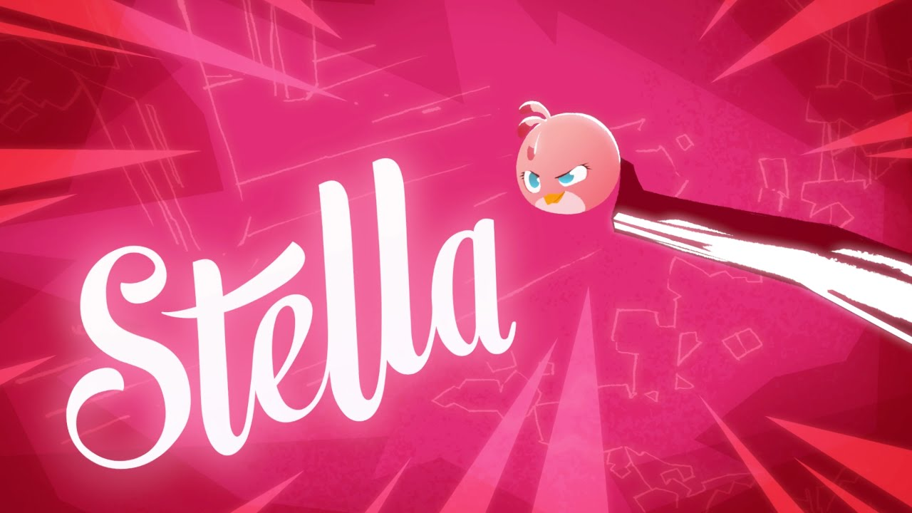 Angry Birds All Birds Names Angry Birds Stella my Name is