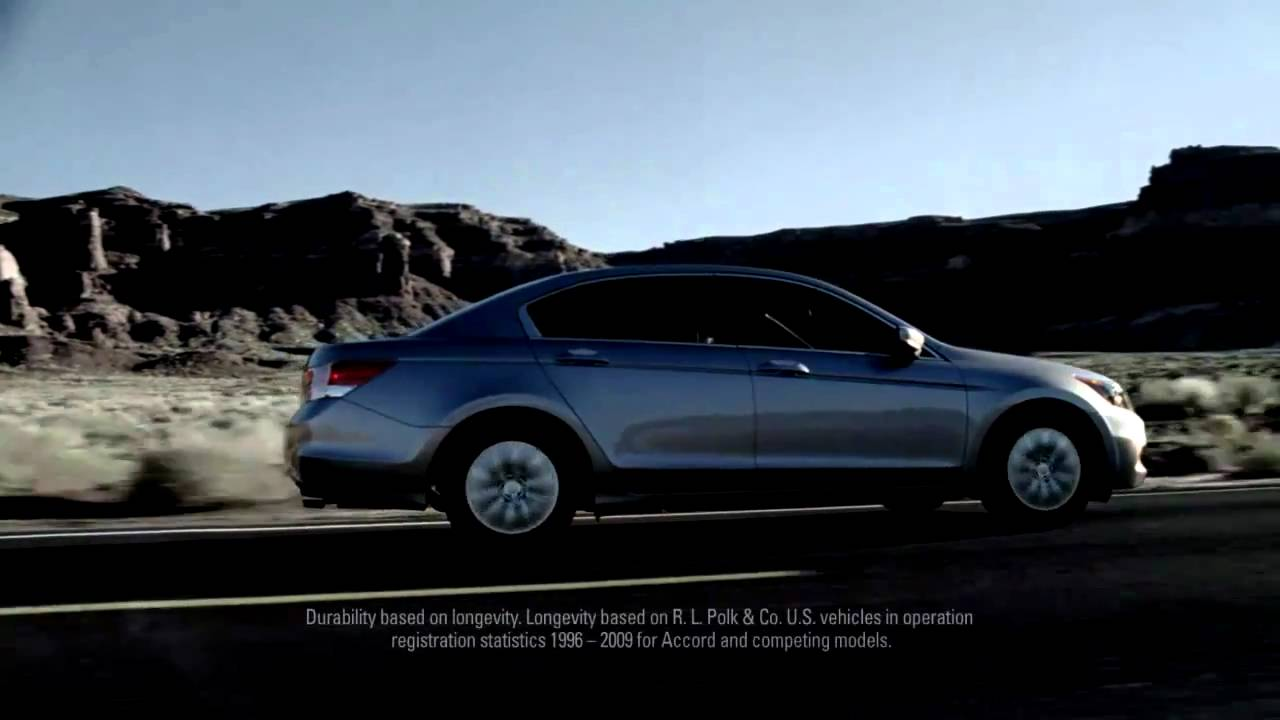 2011 Honda Accord Commercial Highway Youtube