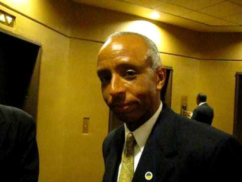 PNBC 2009  Dr. Walter Parish (Incoming General Secretary)