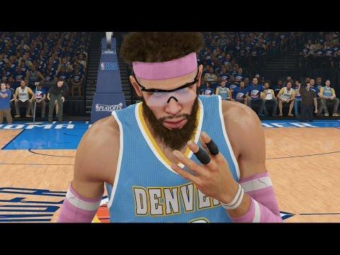 NBA 2K15 MyCareer Playoffs - Round 1 Game 2 vs. Oklahoma City