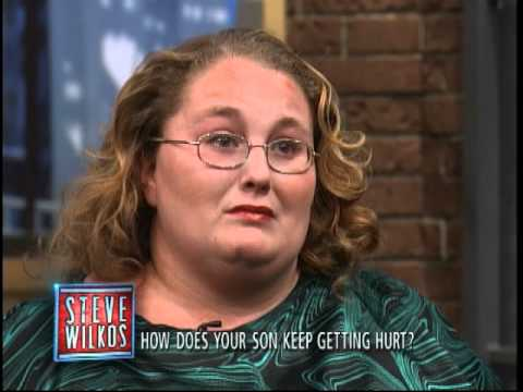 How Does Your Son Keep Getting Hurt? (The Steve Wilkos Show)