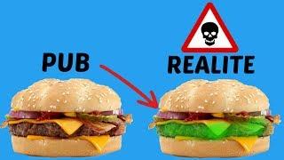 3 Secrets Que Les Fast Food Ne Veulent Pas que vous Sachiez