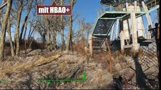 Fallout 4: Beta Patch 1.3 - neue Grafikeffekte vorgestellt