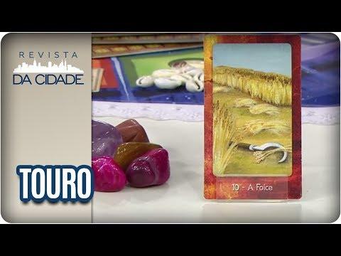 Previsão De Touro 30/07 à 05/08 - Revista Da Cidade (31/07/2017)