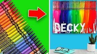 10 Colorful Crafts You Have To Try