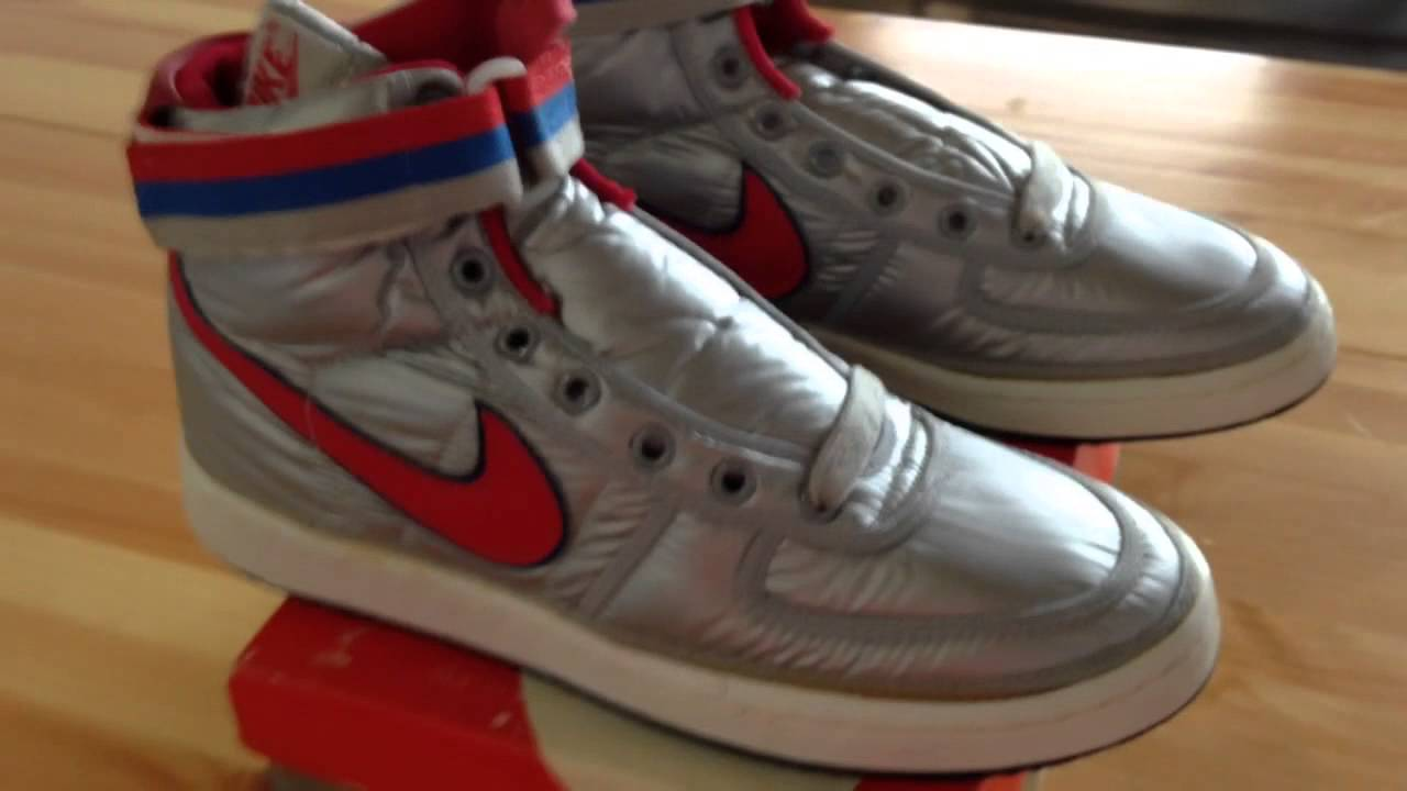 Vintage 1985 Nike Vandal Supreme from ScottRenus - YouTube 904f06290a19