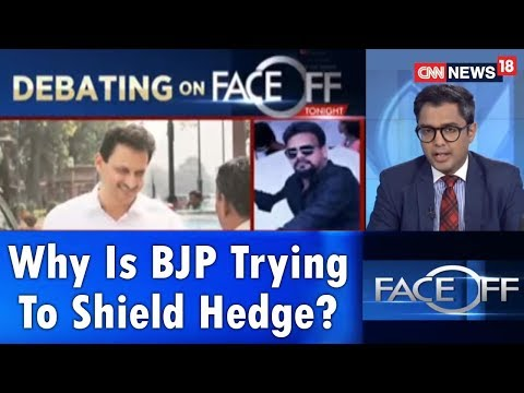 FACE OFF | Why Is BJP Trying To Shield 'Fake News' Editor Mahesh Hegde? | CNN News18