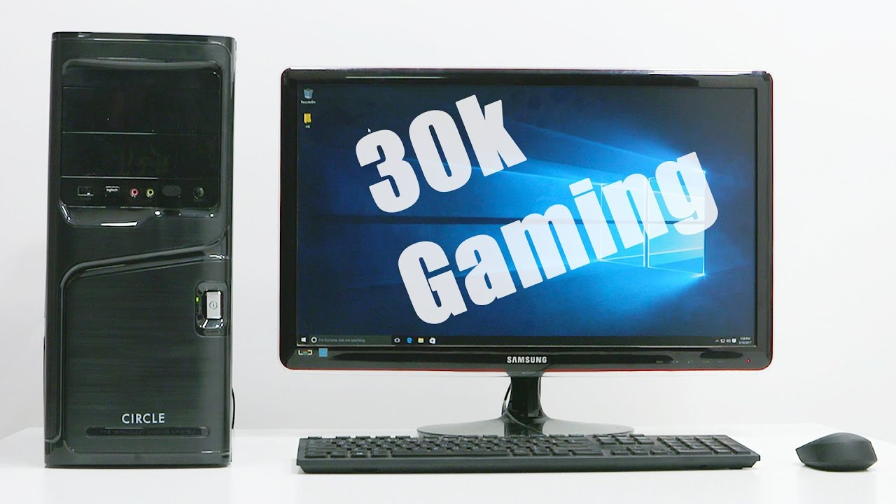 how to build a budget gaming pc