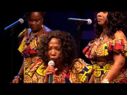 Liberian Women's Chorus at World Cafe Live 2015 Part 1