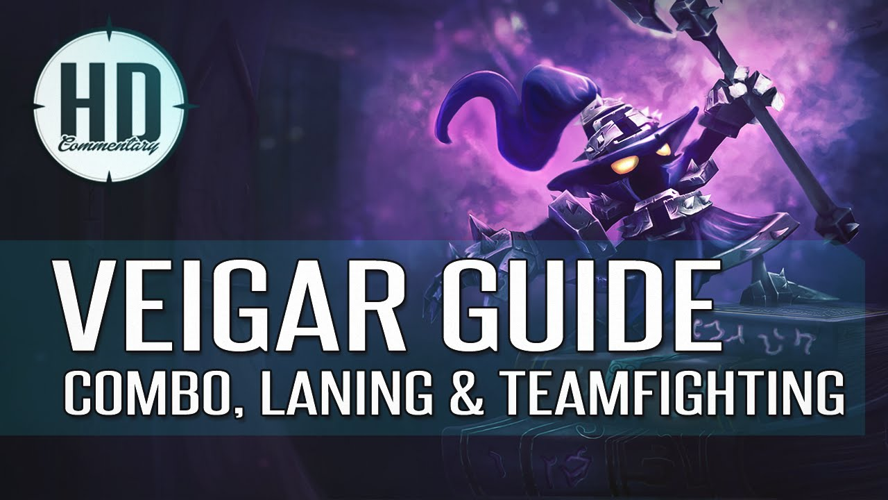 Veigar Guide Season 5 How To Combo Delete Your Enemy How To