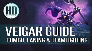 Veigar Guide Season 5  - How to Combo & Delete your enemy -  How to play Veigar - League of Legends