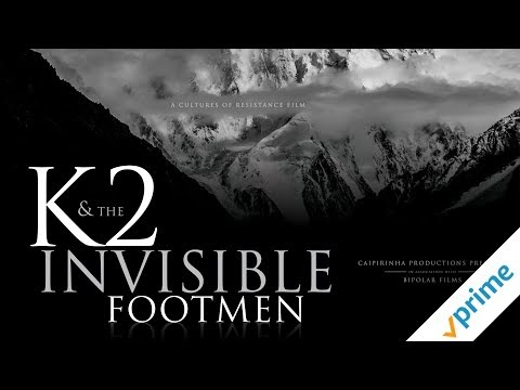 K2 And The Invisible Footmen | Trailer | Available Now