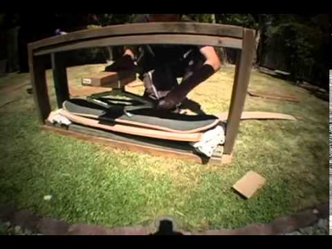 Skateboard How To Make Your Own Skateboard From Scratch ...