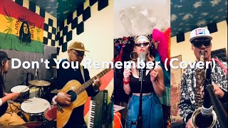 Don't You Remember (Adele and Romain Virgo Cover)