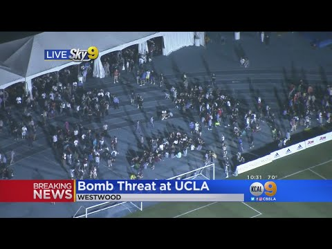 Bomb Threat At UCLA