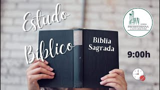 Transmissão ao vivo - Igreja Presbiteriana de Alto Jequitibá -23/05/2021