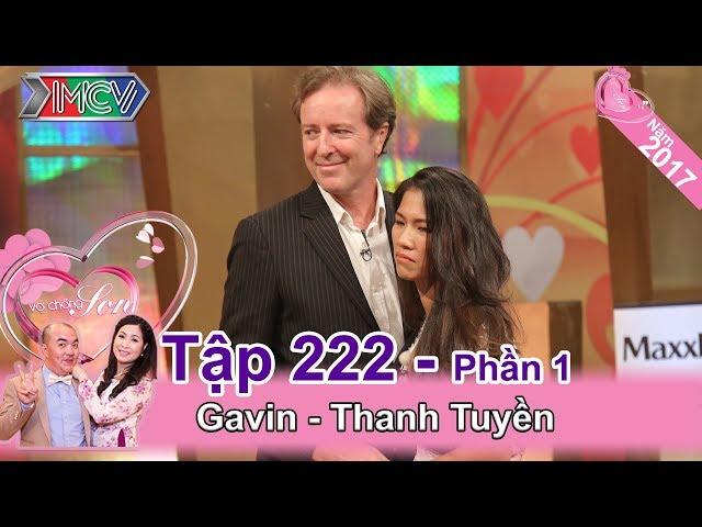 CHỒNG TÂY khiến khán giả vỡ òa vì dù bệnh vẫn muốn làm vợ vui   Gavin - Thanh Tuyền   VCS #222😭
