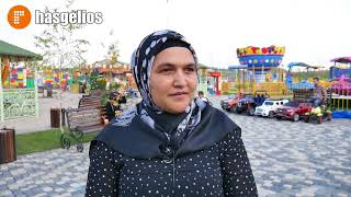 Экскурсионая поездка детского сада Шовда в город  Грозный
