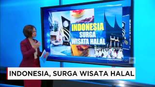Indonesia, Surga Wisata Halal