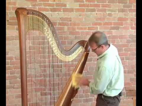How to Clean Your Harp