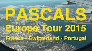 パスカルズ ビックピンクツアー in ヨーロッパ 2015 - レンヌ(フランス...