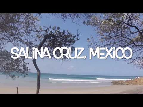 Surf Oaxaca Mexico - Salina Cruz - Las Palmeras Surf Camp