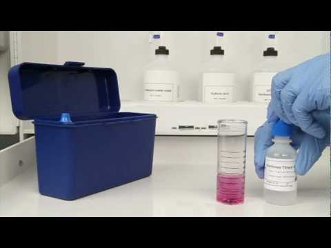 Hardness (Calcium) Test Kit - TK3052-Z
