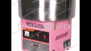 Аппарат сладкой ваты Candyfloss Machine ET от Фуд-сервис