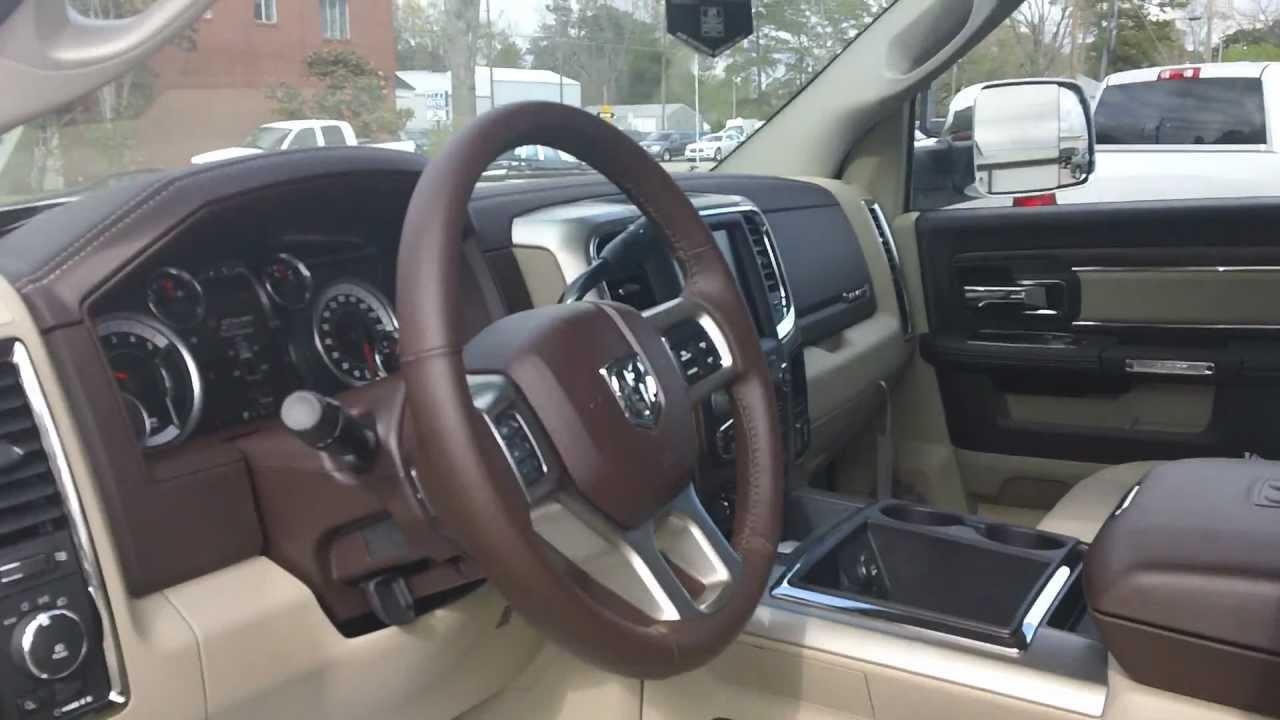 2013 Dodge Ram 2500 Diesel Laramie Youtube