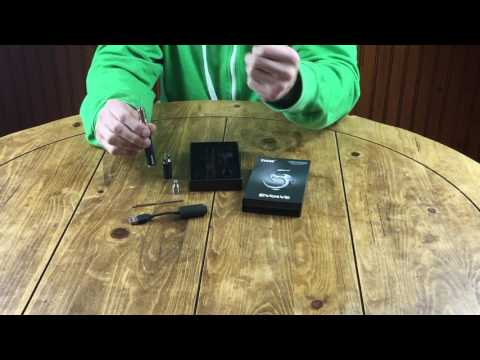 Yocan Evolve Vape Pen for wax