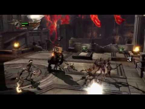 God Of War Gameplay God of War 3 Ga...