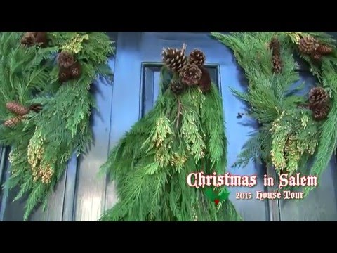 The 36th Annual Christmas In Salem House Tour