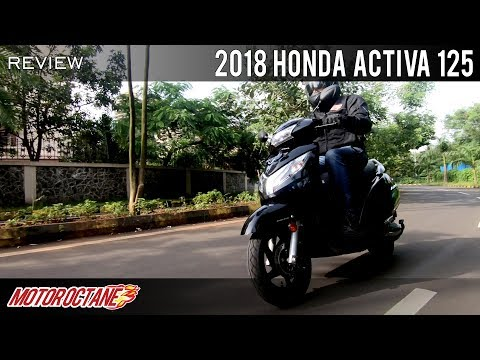 Honda Activa 125 2018 Review | Hindi | Review