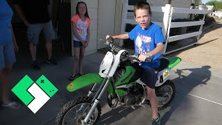 DIRT BIKE SHOPPING (5.19.14 - Day 780)