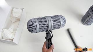 Rycote Super Shield Microphone Windshield Blimp - Made Smaller