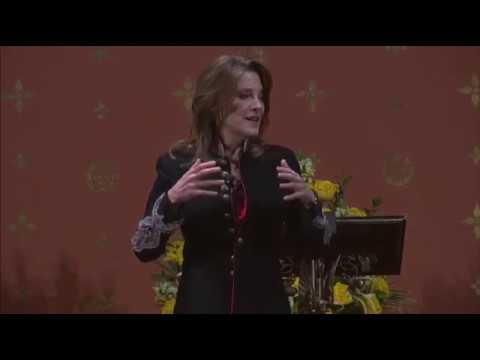 Marianne Williamson: The Metaphysics of Passover and Easter